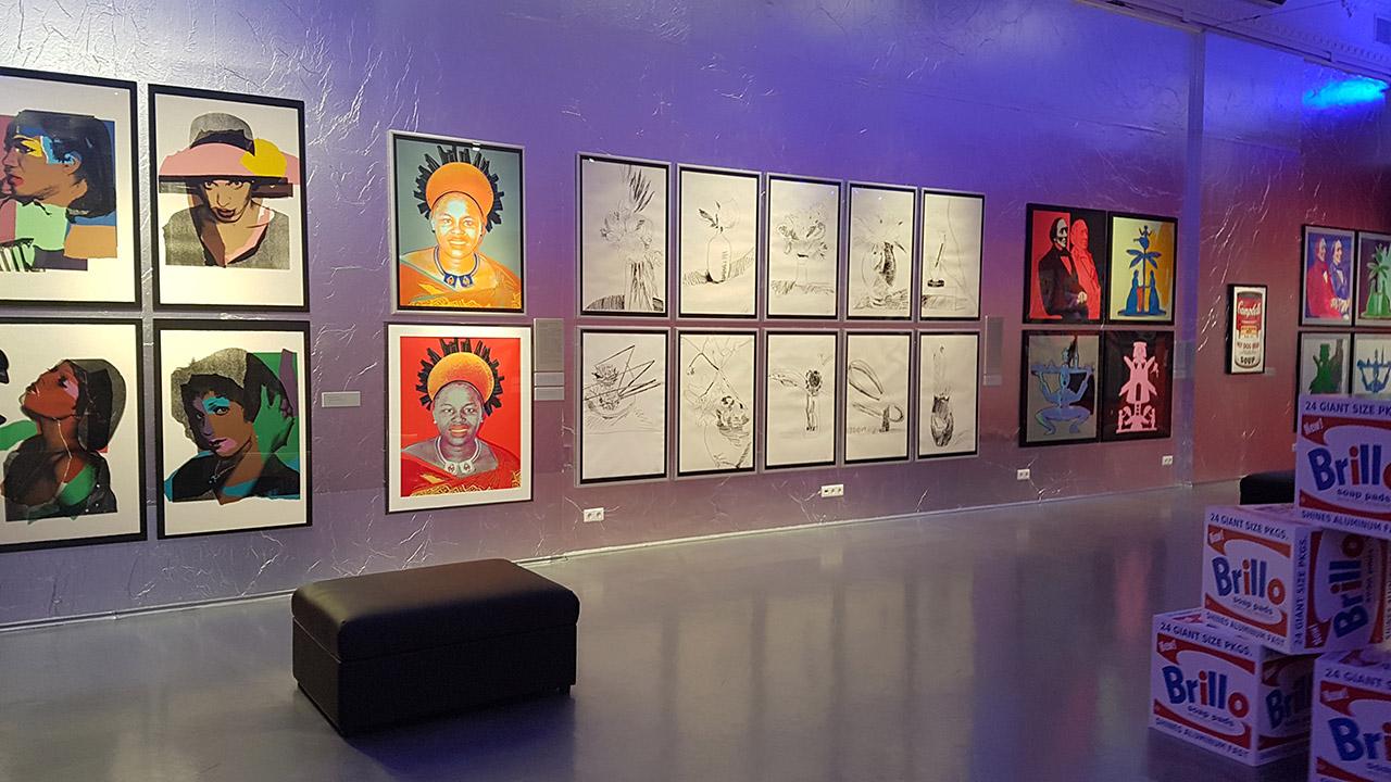 Warhol művészetének teljes spektrumát bemutatja a tárlat