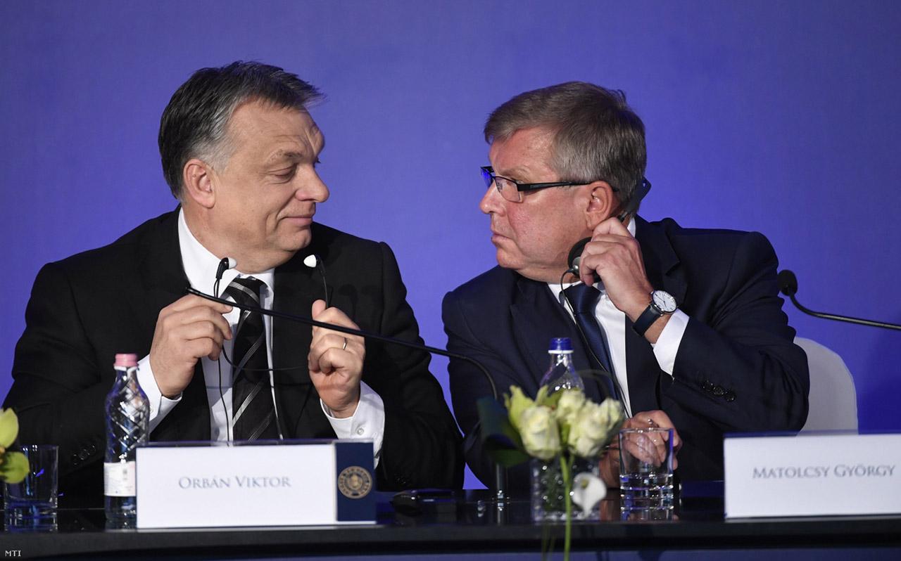 Orbán újra Matolcsyt javasolja az MNB élére