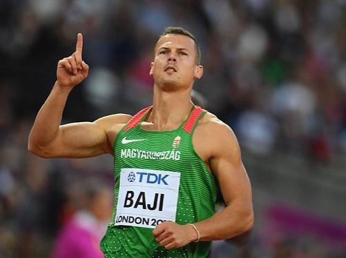 Megsérült Baji Balázs, kihagyja a fedettpályás szezont