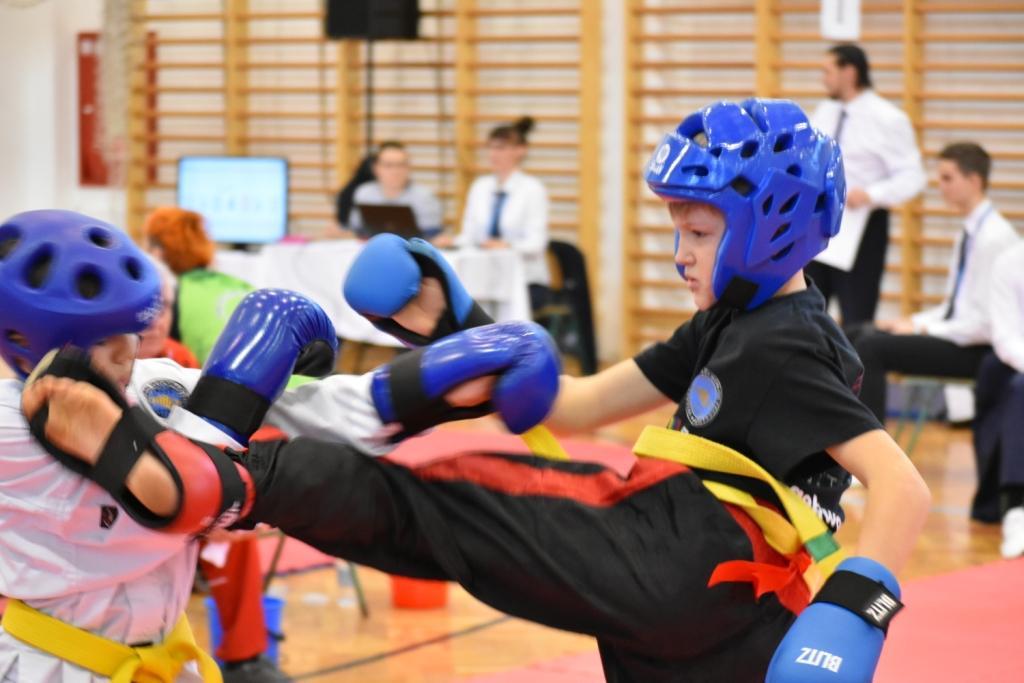 ITF taekwon-do versenyt szerveztek Battonyán