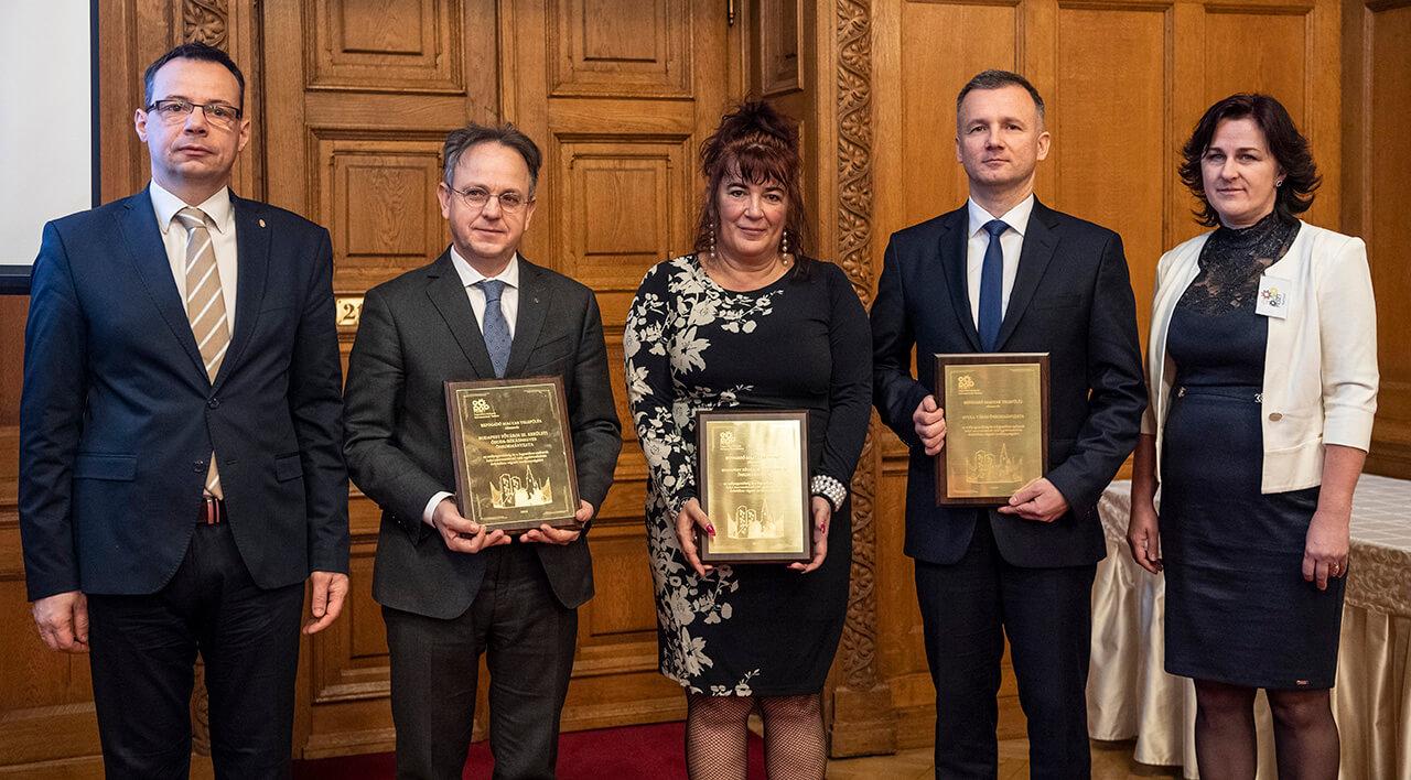 Országos elismerésben részesült Gyula város önkormányzata
