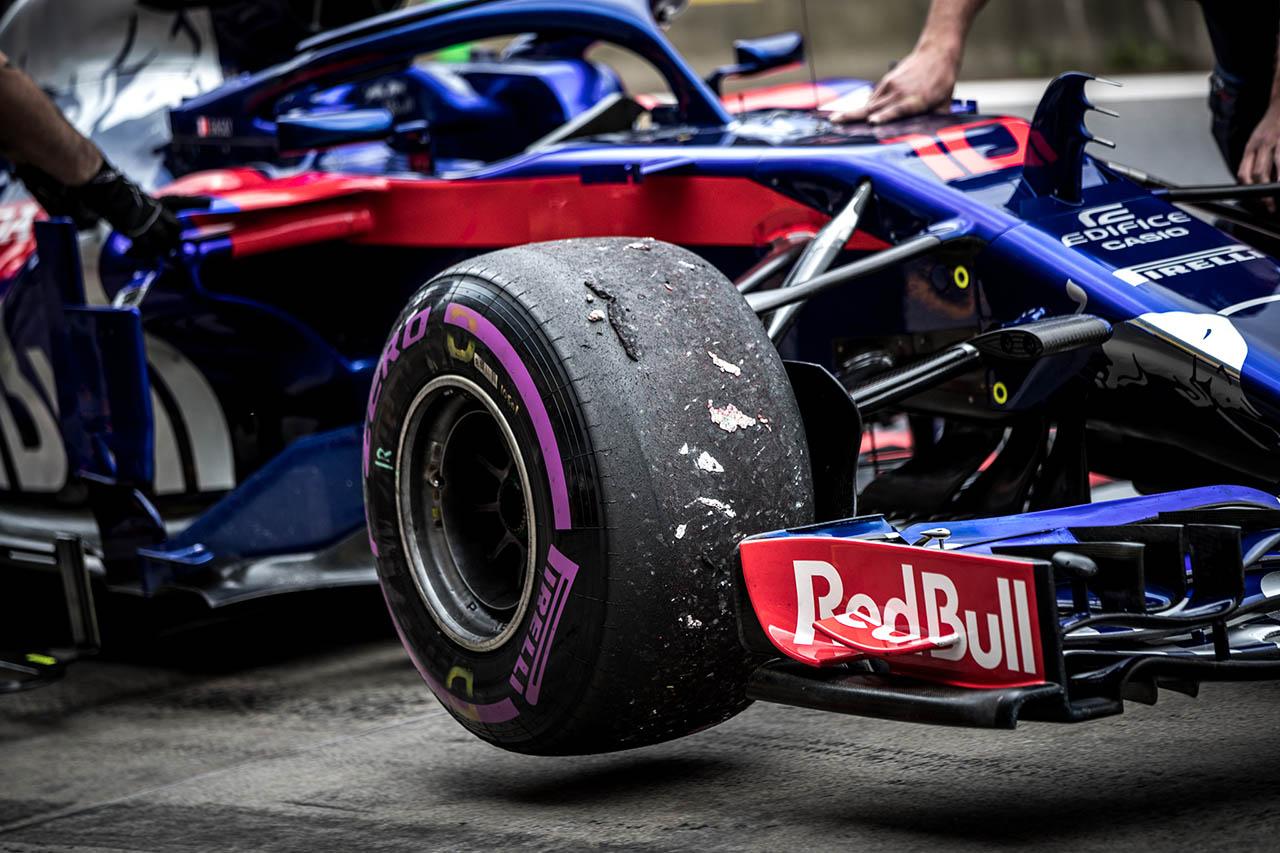 2021-es tesztautót szeretne a Pirelli