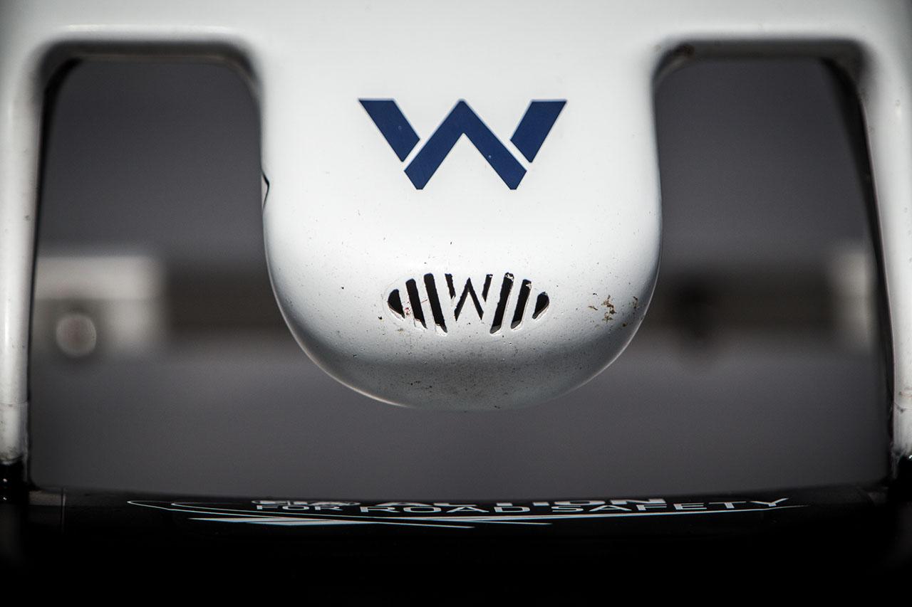 Kihagyja az első tesztnapot a Williams