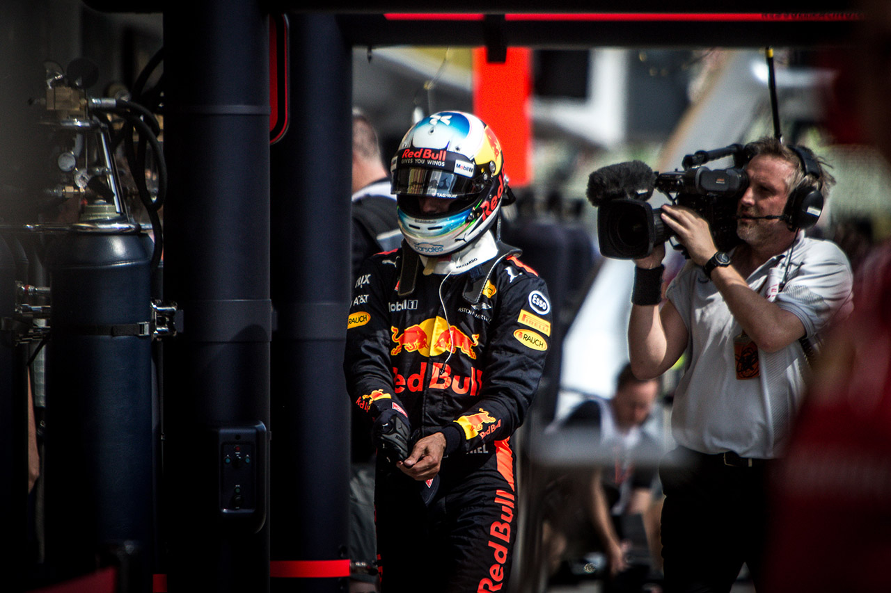 Ricciardo csalódottan vette tudomásul, hogy a Mercedes és a Ferrari nem érdeklődött iránta