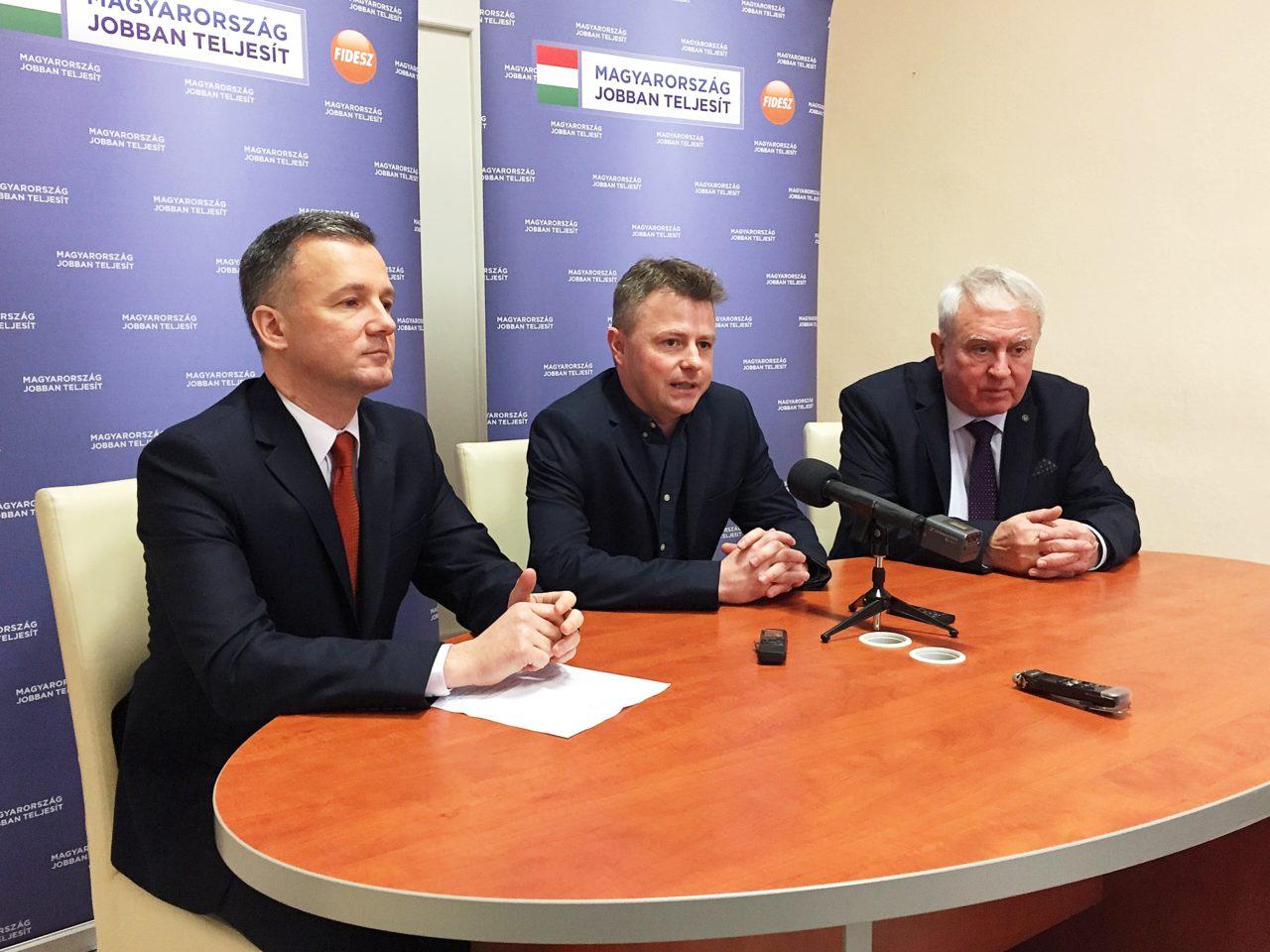 Dr. Görgényi Ernő lesz ismét a Fidesz polgármesterjelöltje