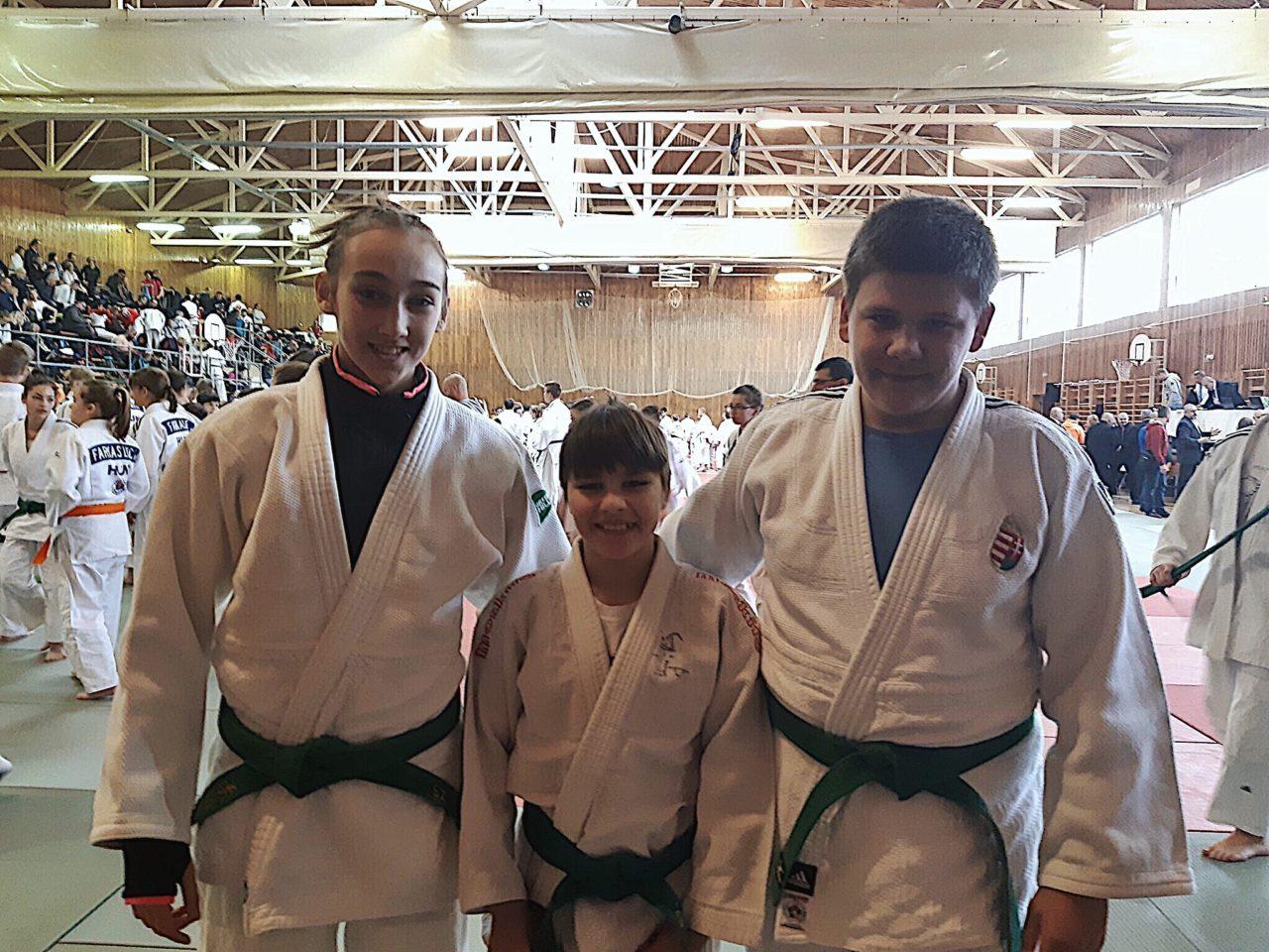 Edzőtáboroztak a megyei Kano Judo SE sportolói