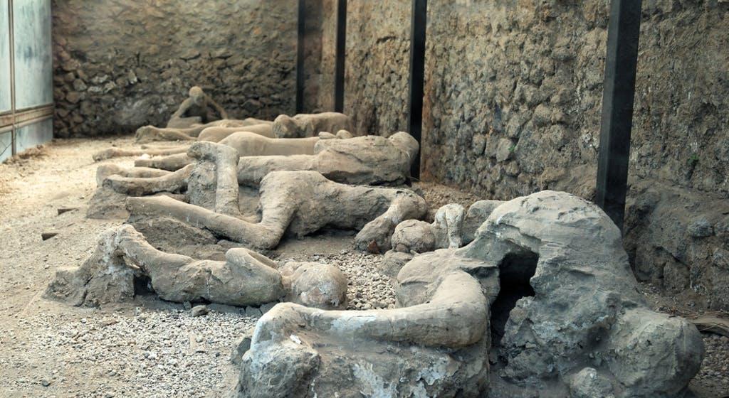 Kiderült, hová menekültek a pompeji túlélők