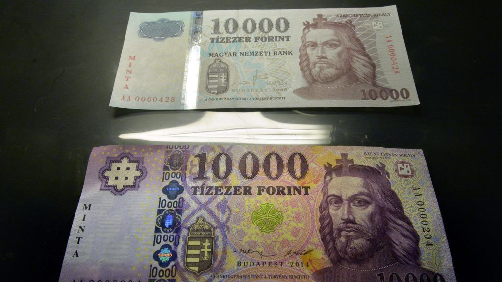 Az MNB bevonja a régi tízezer forintos bankjegyeket az év végén