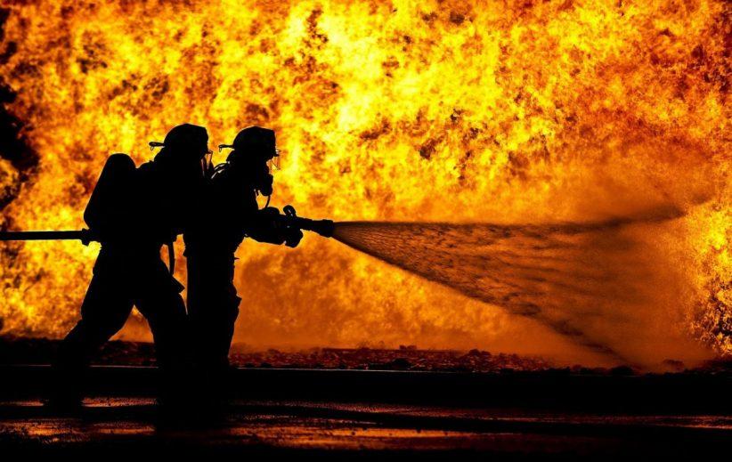 tűzoltó, európában