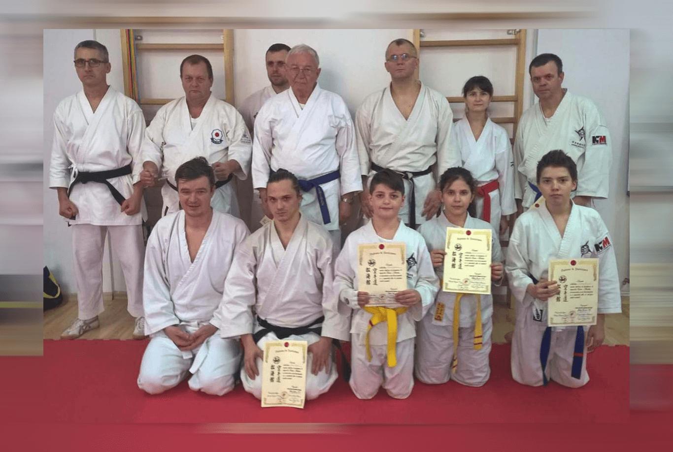 Karate szemináriumra került sor Temesváron
