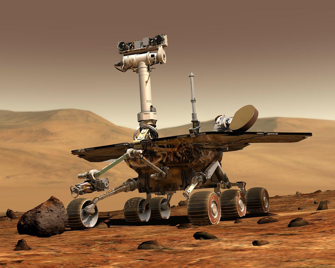 NASA: utoljára próbálnak kapcsolatba lépni az Opportunity marsjáró robottal