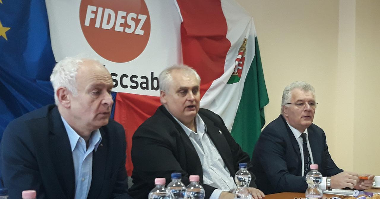 Herczeg Tamás váltja Hanó Miklóst a választókerületi elnöki poszton