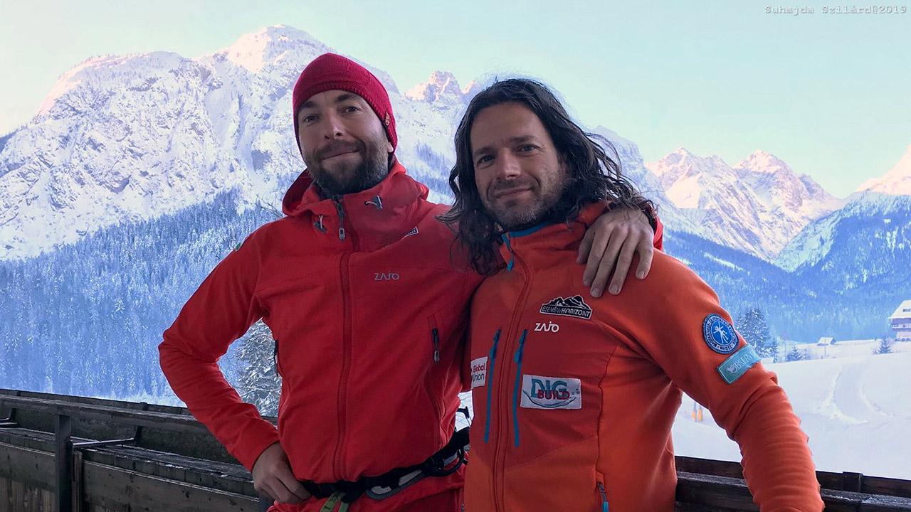 Suhajda Szilárd: az expedíciós hegymászás a türelemről is szól