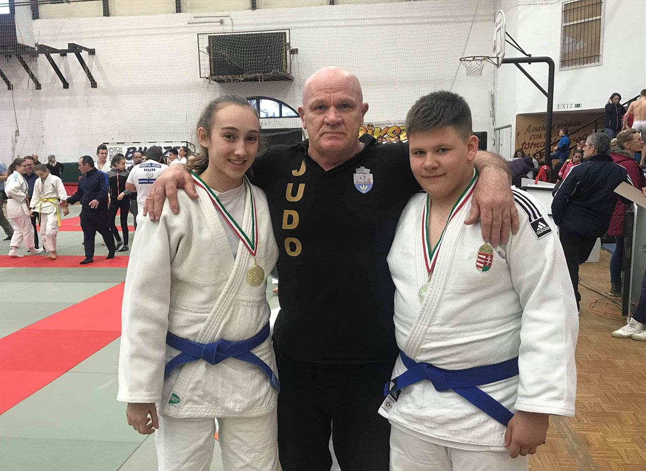 Judo: magabiztos győzelmek születtek Romániában