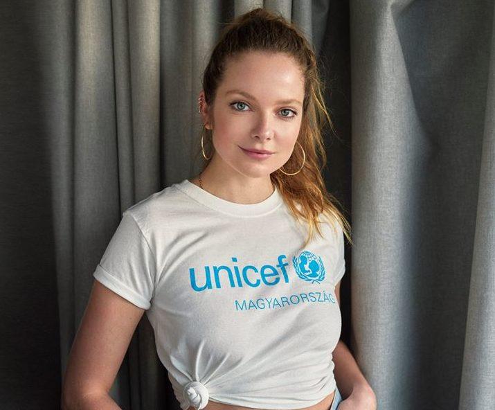 UNICEF: jótékony gardróbvásár mozgalmat indít Mihalik Enikő