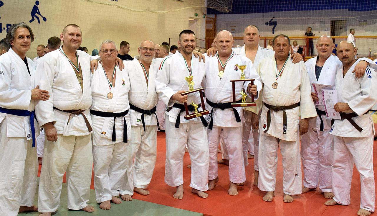Remekeltek a Kano Judo SE mesterei Százhalombattán
