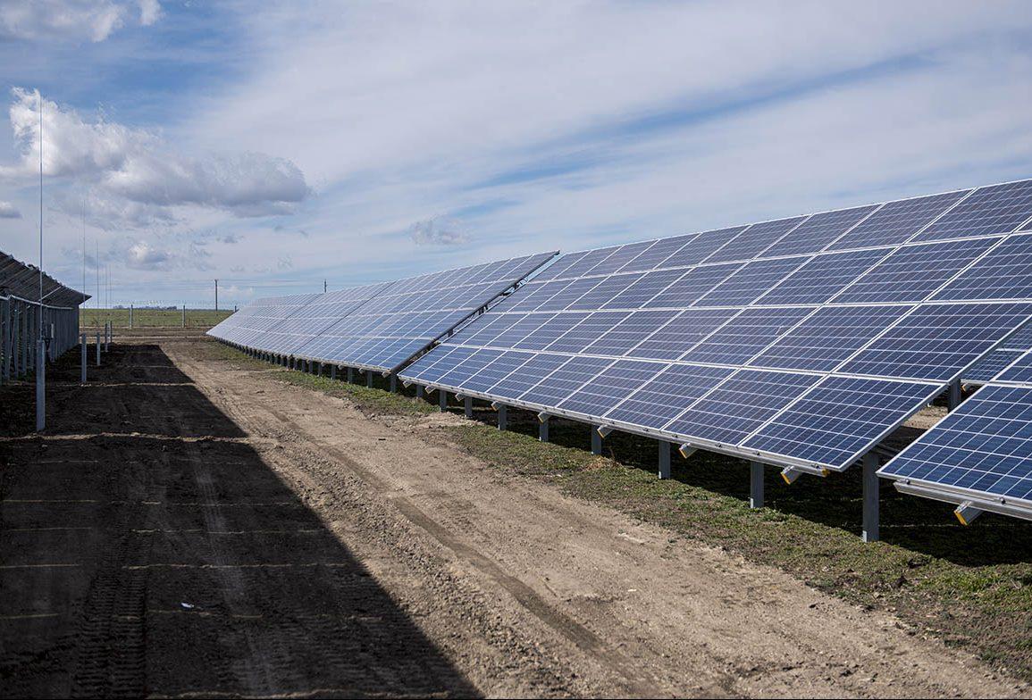 Negyvenöt naperőmű épült az ország keleti és délnyugati részén