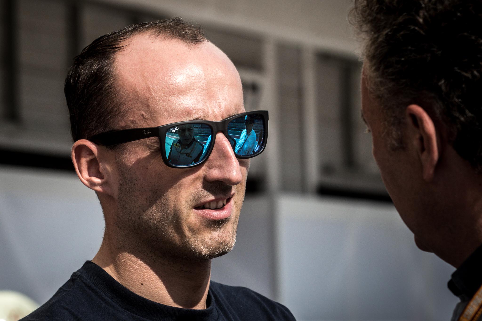 Kubica Kínáról: A legizgalmasabb az volt, amikor megpördültem