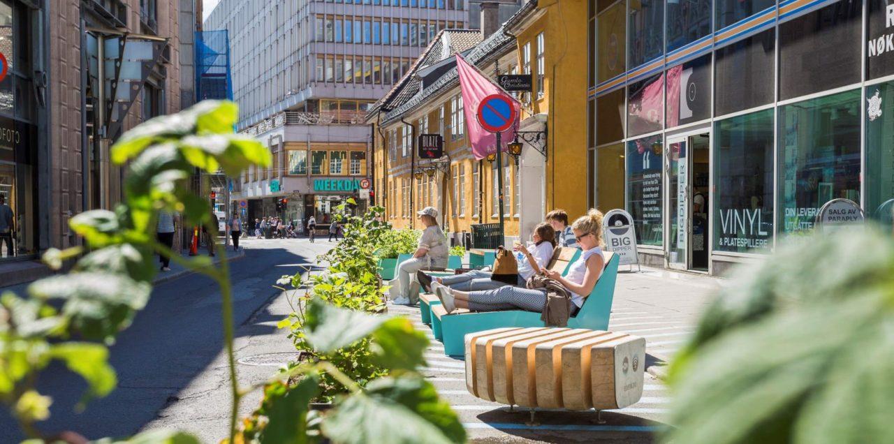 2019-ben Európa zöld fővárosa Oslo lett