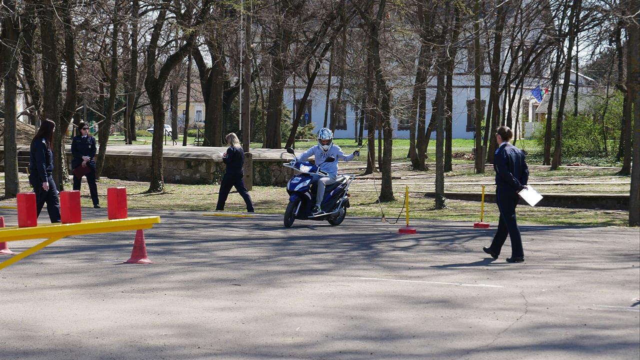 Megrendezésre került a Középiskolás Közlekedésbiztonsági Kupa Békés megyei döntője