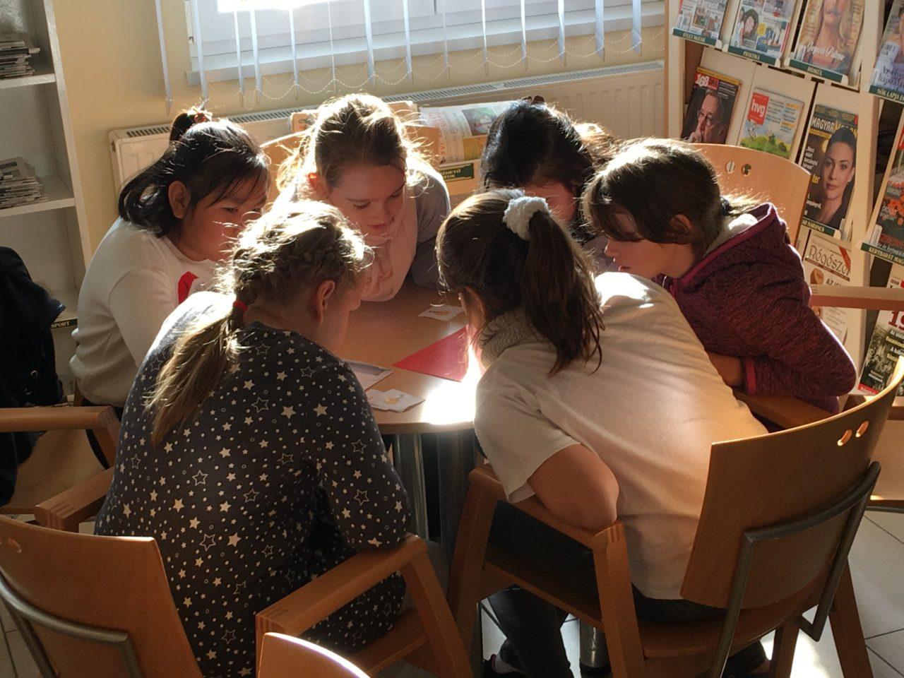 Az én könyvtáram a fiatalok hatékony elérésében segít