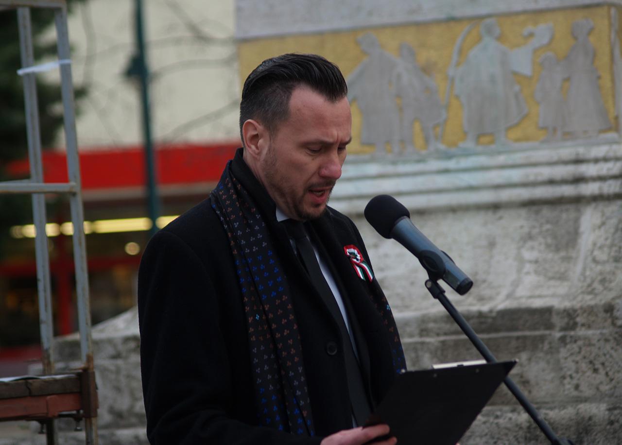 Dr. Szabó Ervin az ellenzék polgármesterjelöltje Orosházán