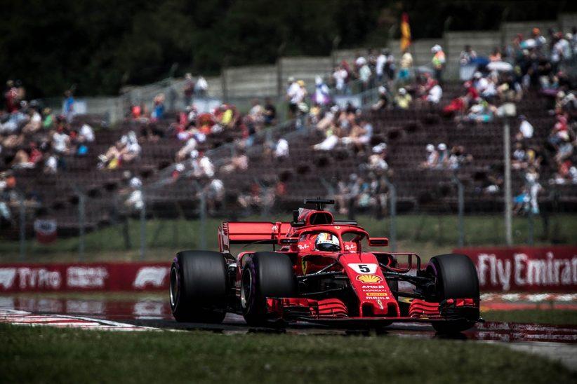 f1inews, Vettel
