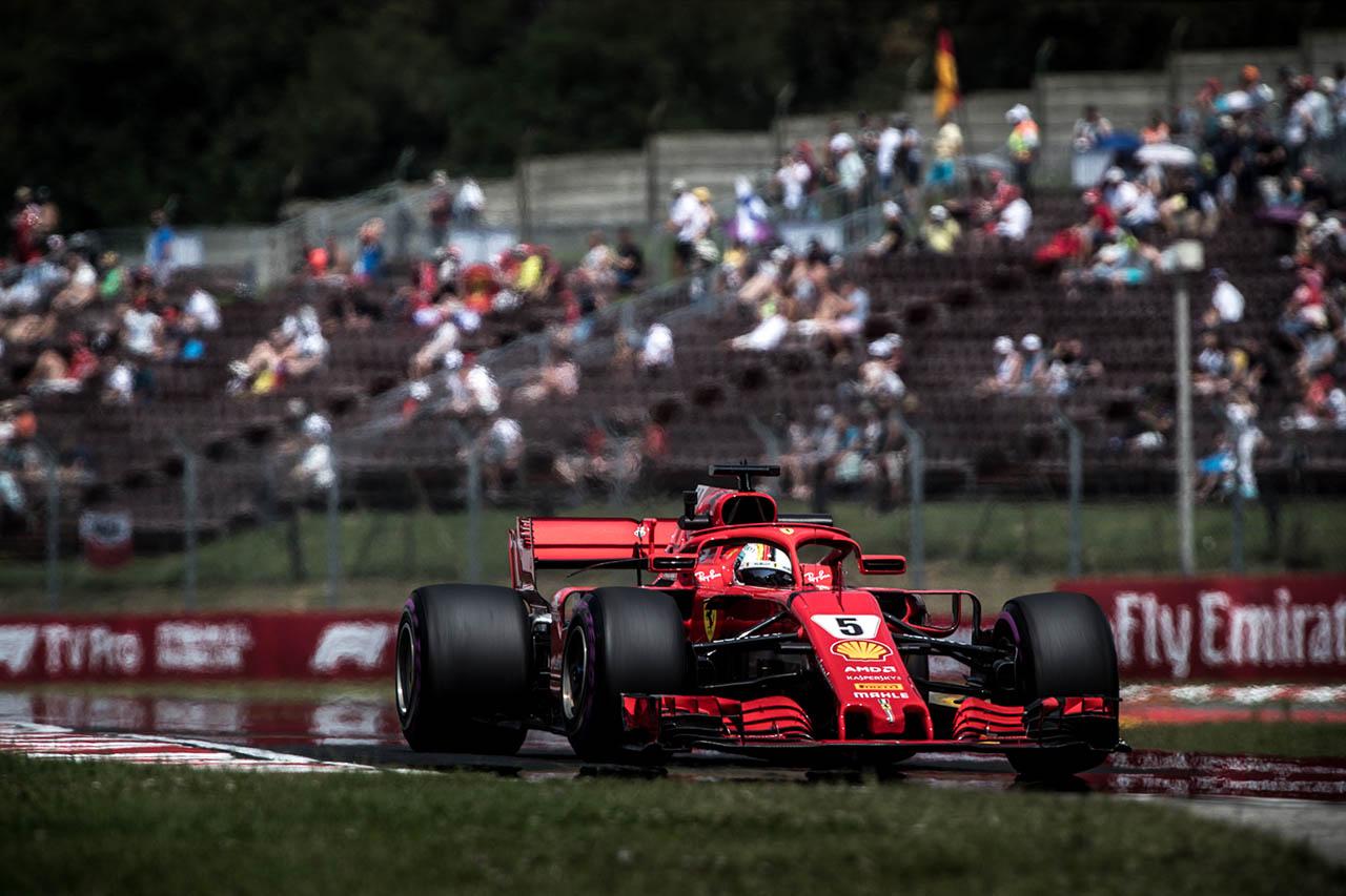 Vettel elárulta, Hamiltont tiszteli a legjobban