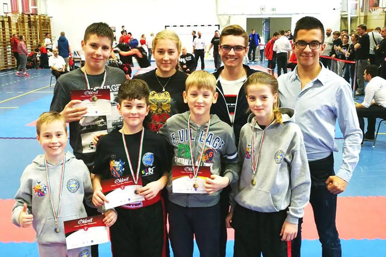 Diákok csaptak össze a megyei nyílt diákbajnokságon
