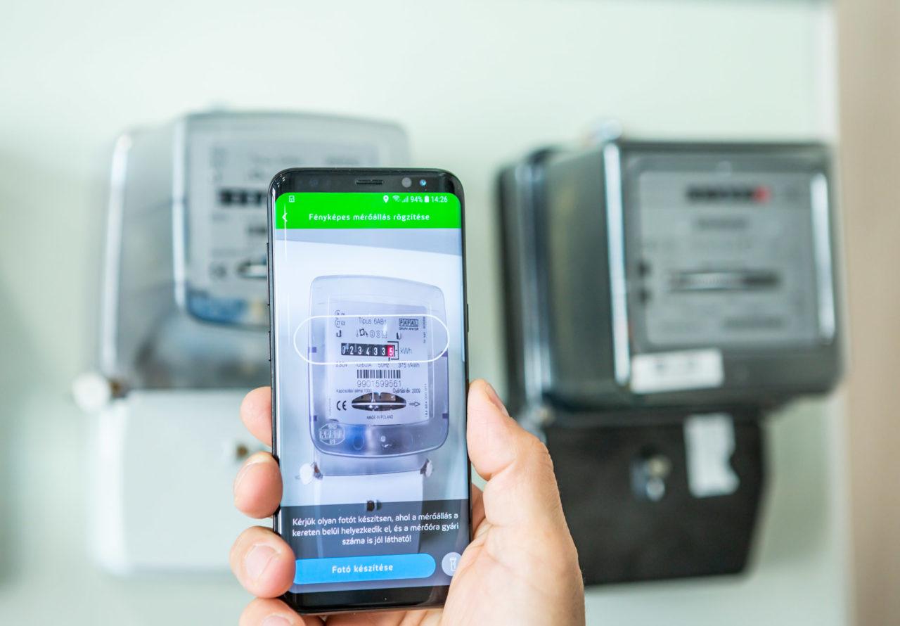 EnergiApp: mobillal is leolvasható a villanyóra