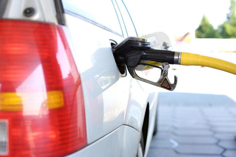 gázolaj, benzin