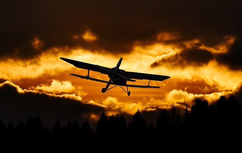 lézerrel, repülő