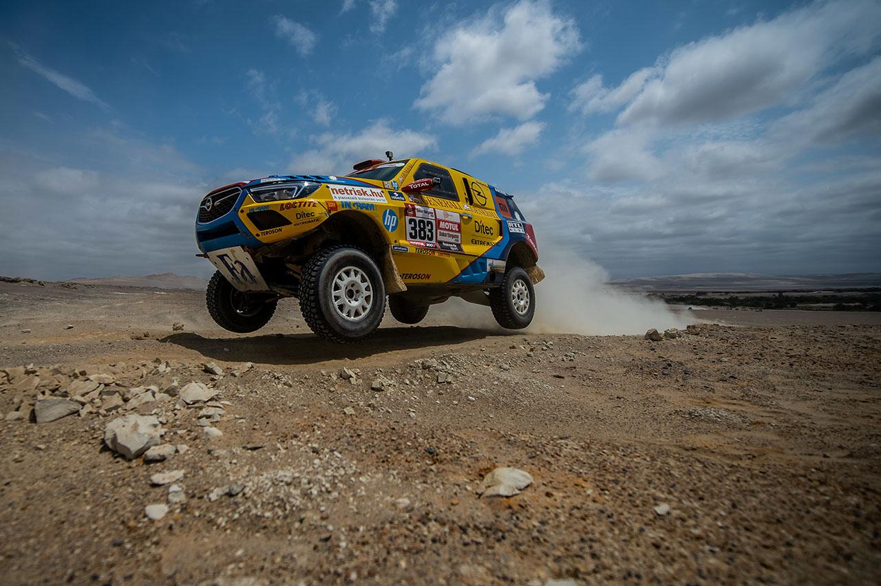 Opel Dakar Team: Irány Szaúd Arábia – új szeletét fedezzük fel a világnak!