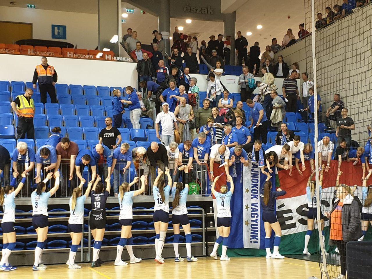 Magyar bajnokság: a Nyíregyháza jutott a döntőbe