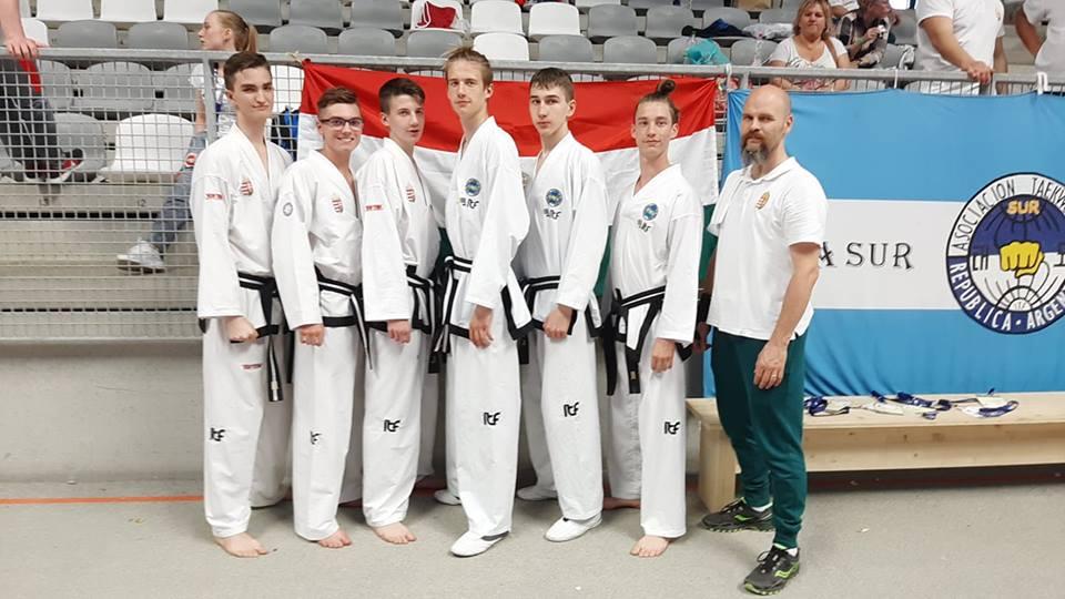 Taekwon-do világbajnokság: Mezei Nikolett érmes helyen