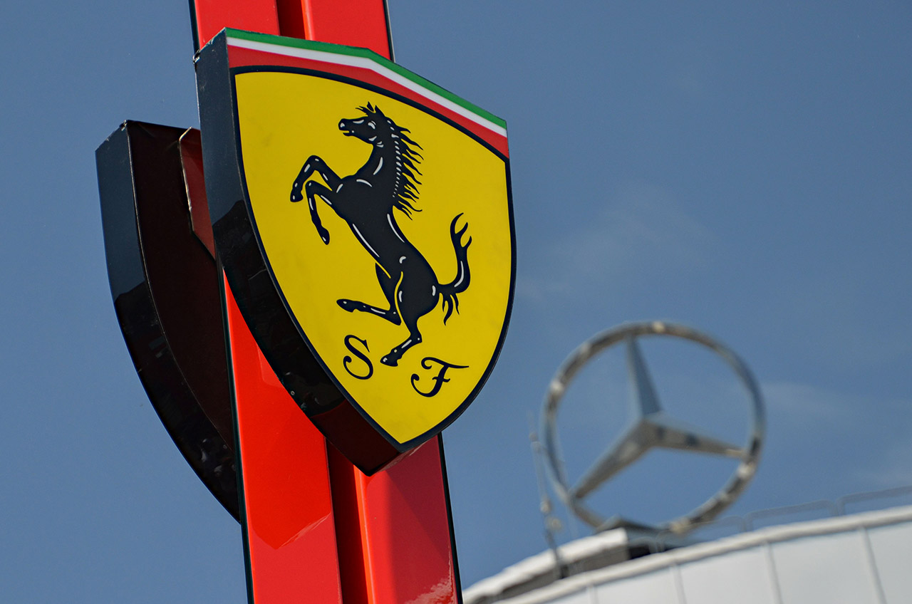 A Ferrari még nem mondott le az idei bajnoki címről