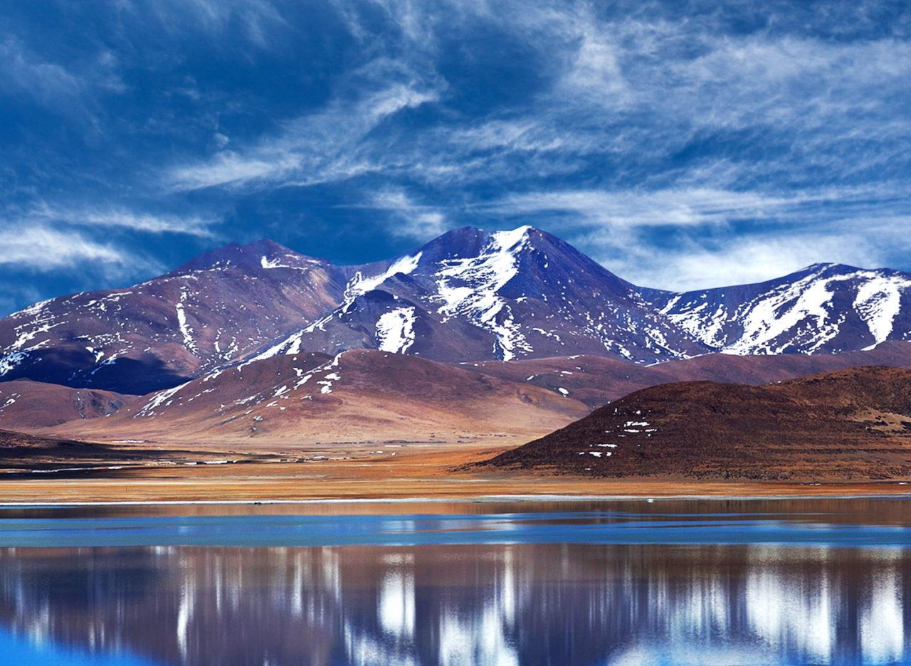 Fenyegetést jelentenek a Tibeti-fennsík gleccsertavai