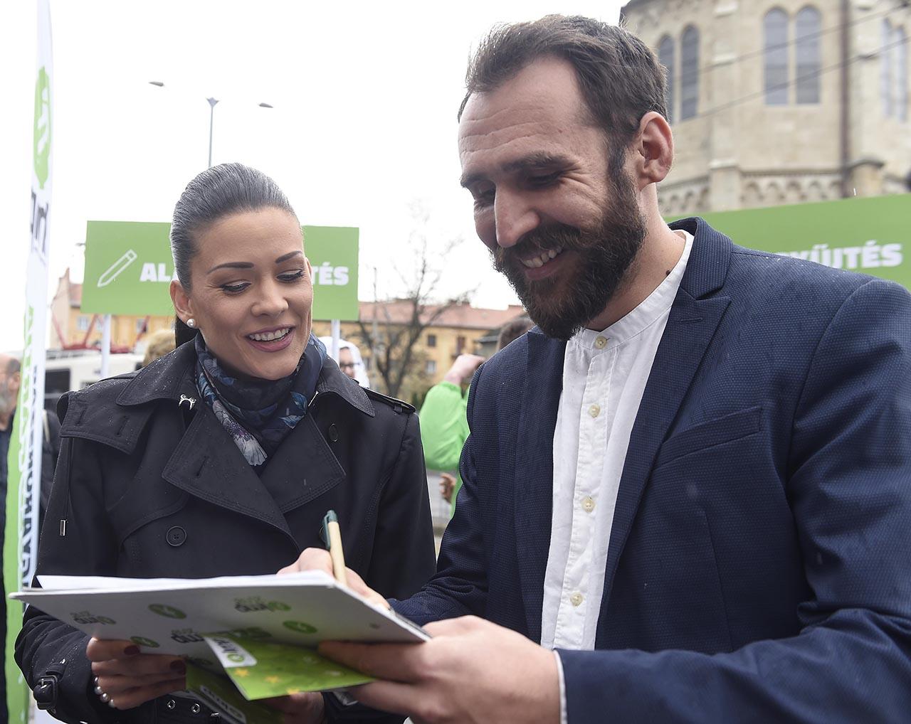Demeter: az LMP az emberek Európáját építi
