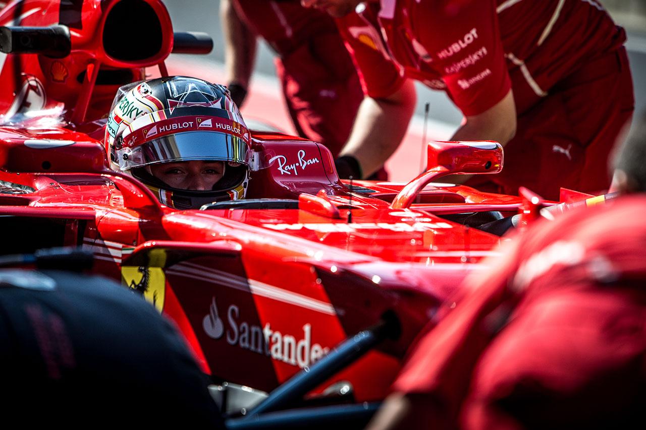 Leclerc autójában egyelőre marad a Bahreinben használt erőforrás