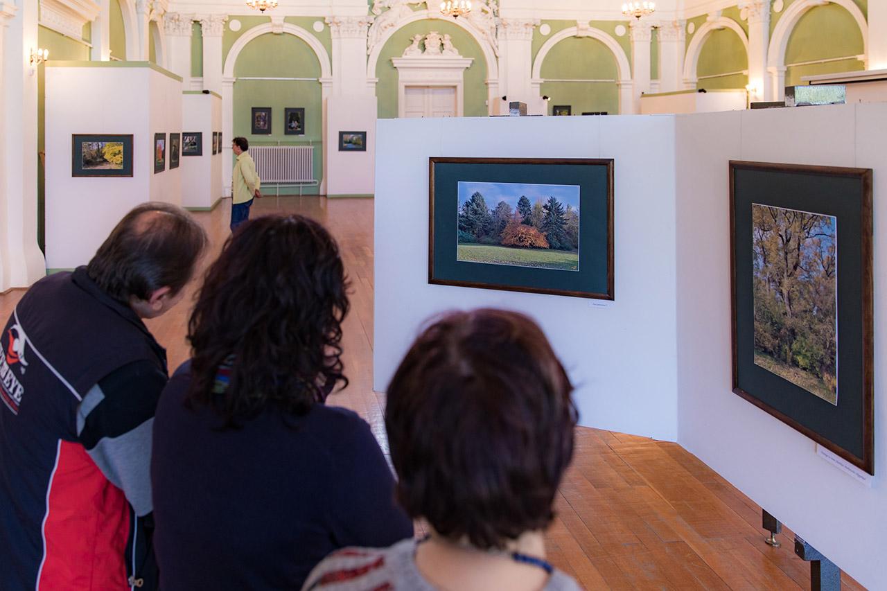Dr. Grin Igor természetfotókból nyílt kiállítás a Békési Galériában