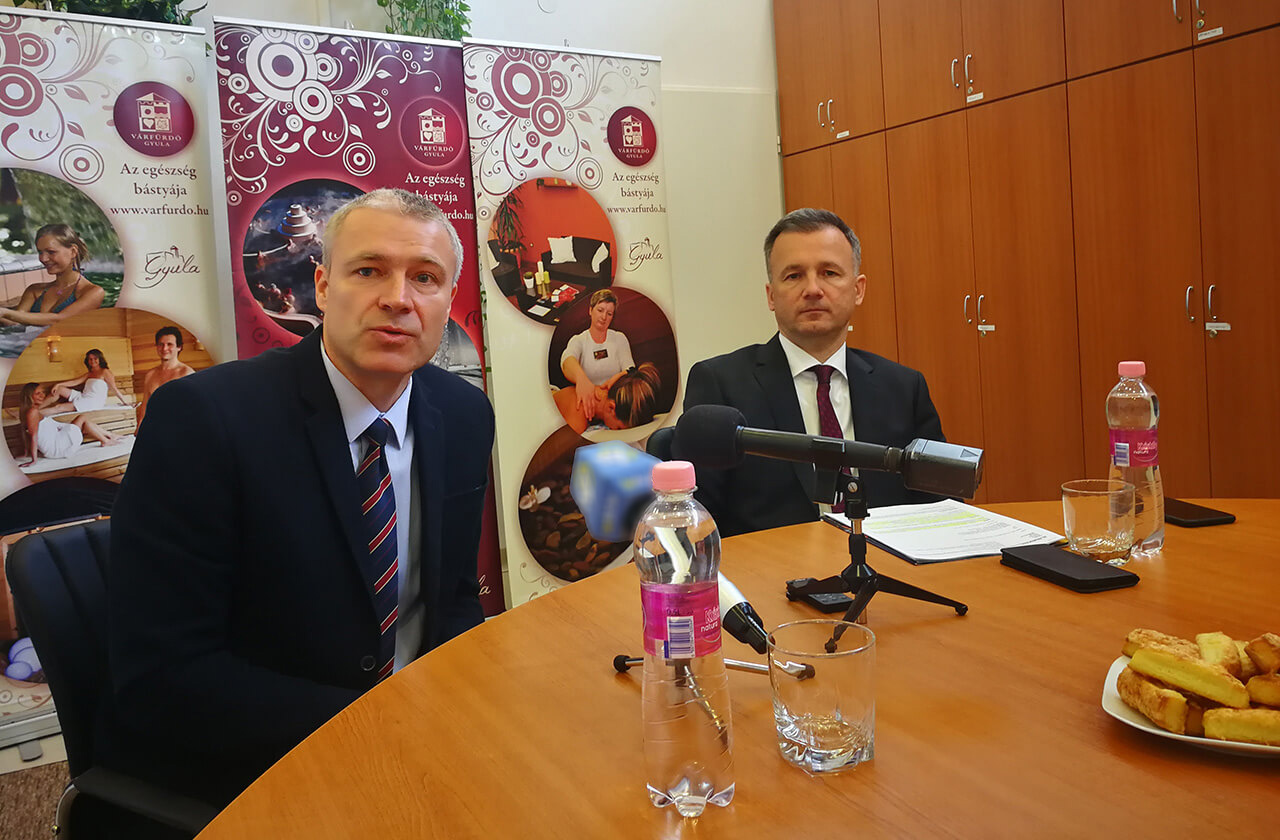 Nagy volumenű fejlesztést tervez a Gyulai Várfürdő