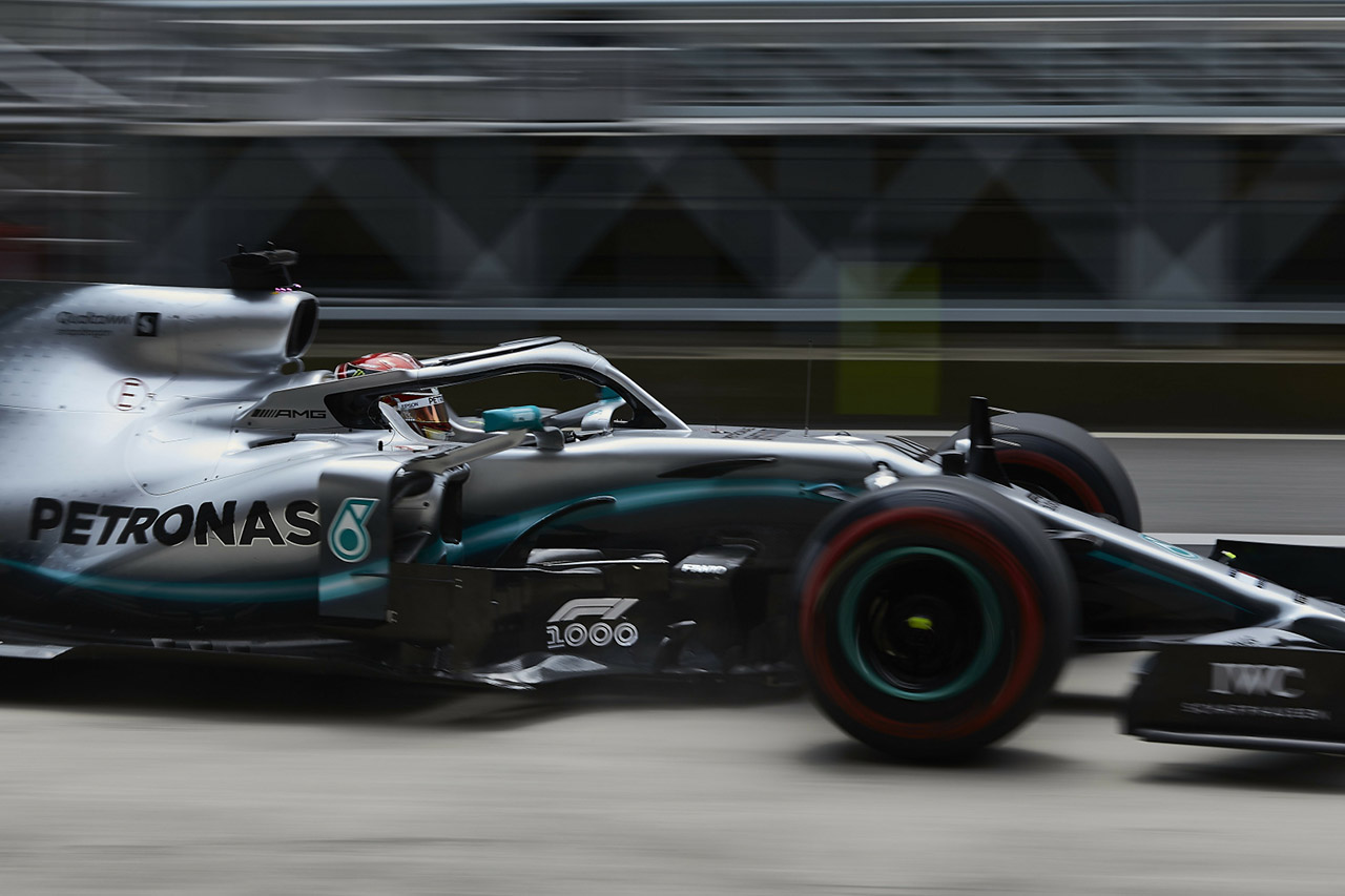 Bahreini Nagydíj: Másodszor is Hamilton volt a leggyorsabb