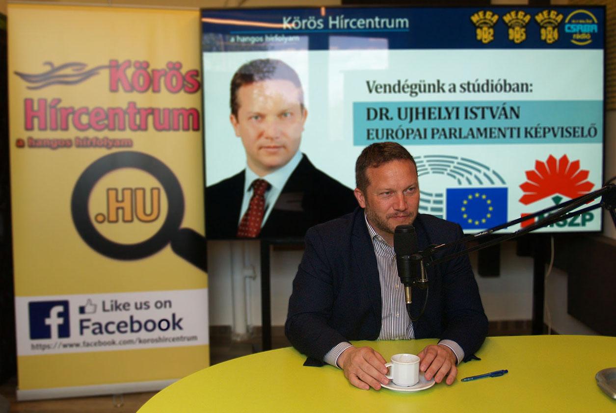 Ujhelyi István: Magyarországnak csatlakoznia kell az Európai Ügyészséghez