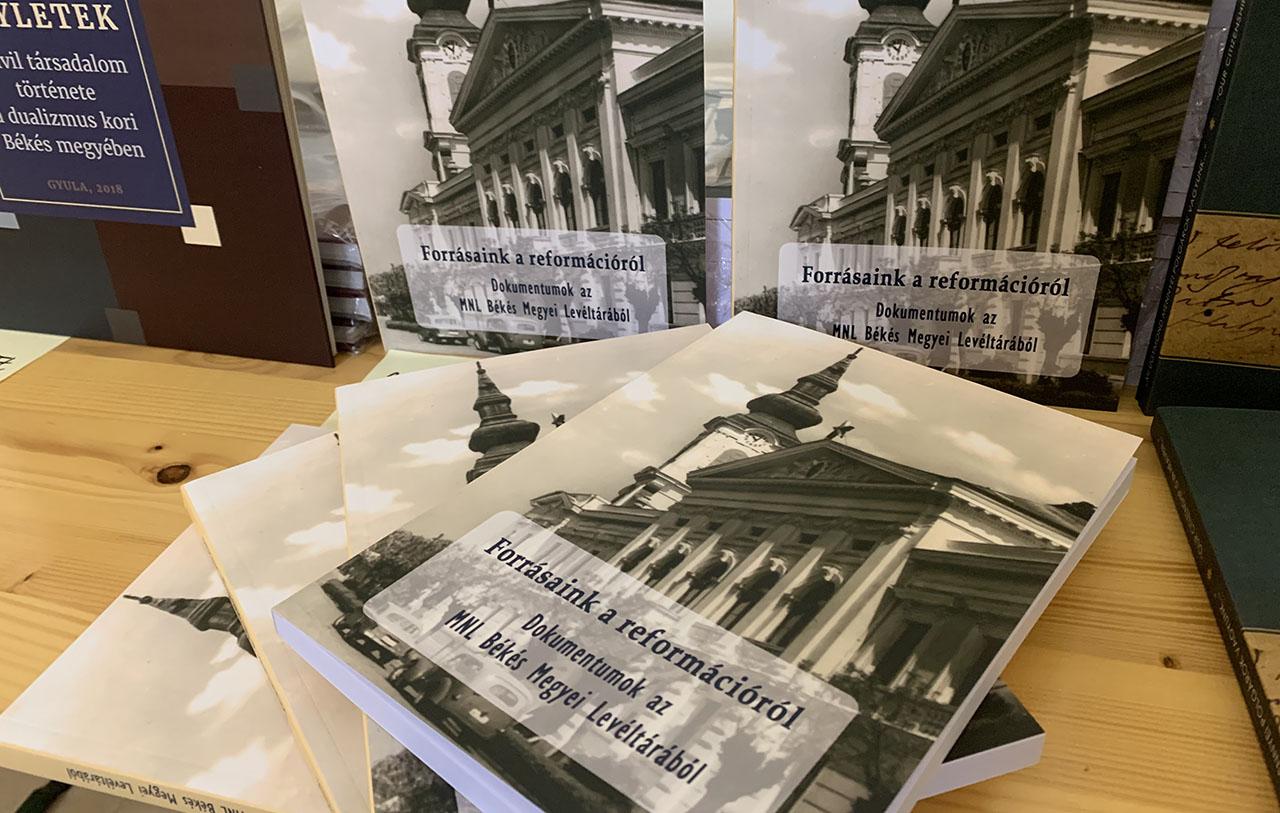 Különleges kiadvány készült a reformáció 500. évfordulója tiszteletére