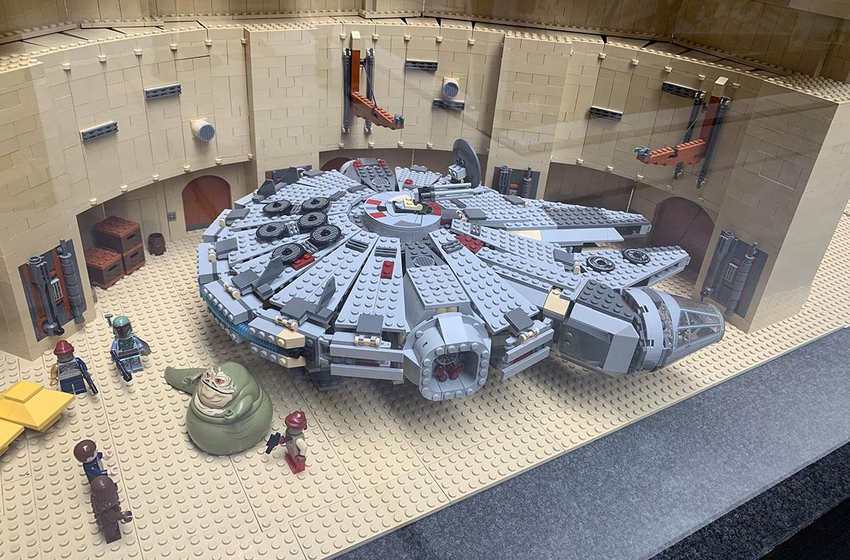 Megnyílt a LEGO kiállítás Gyulán