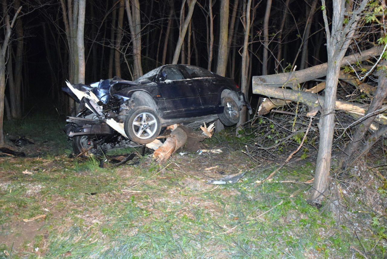 Két közlekedési baleset, két sérülttel