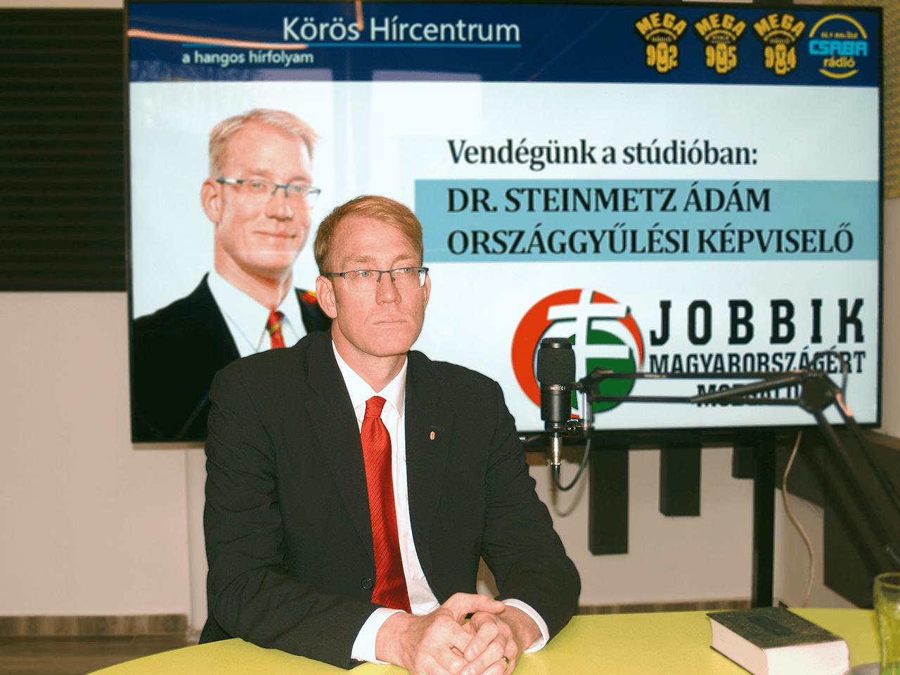 Dr. Steinmetz Ádám: valódi fejlesztésekre van szükség!