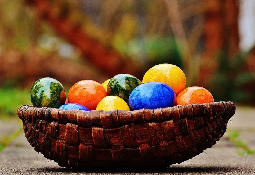biztonság húsvét