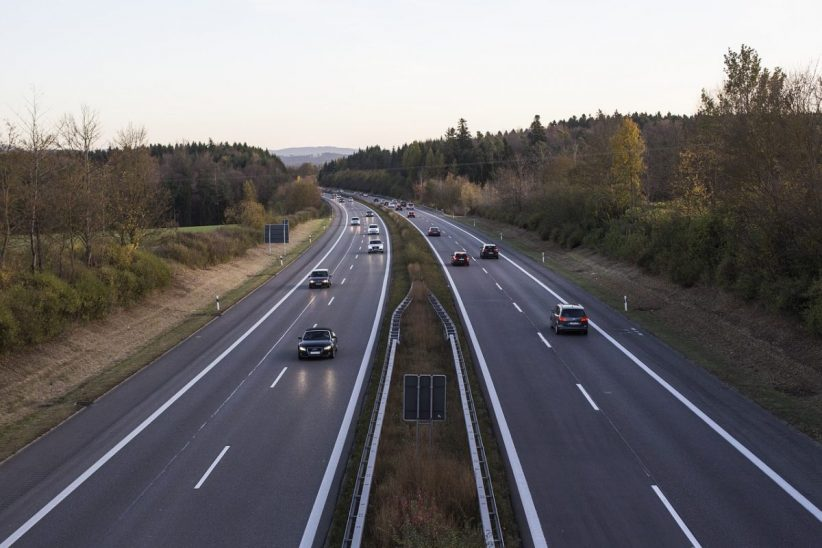 autópálya, 2020, közúti