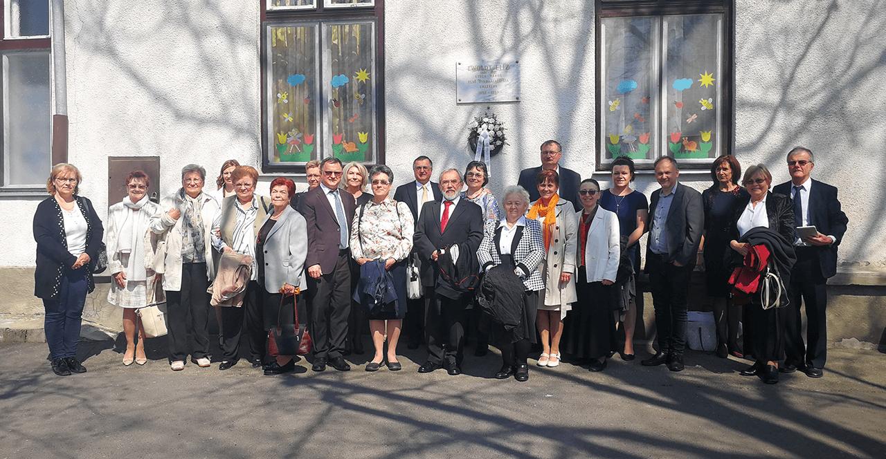 Ewoldt Elíz 160. születési évfordulóját ünnepelték Gyulán
